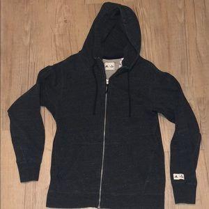 Adidas Reigning Champ Mens blue hoodie sz Large L
